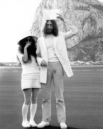 Yoko Ono  mariage